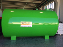 Double Wall Storage Diesel Tank